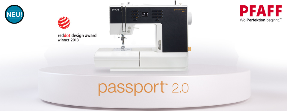 PFAFF passport